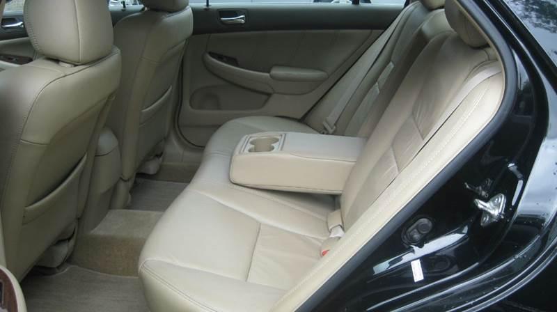 2007 Honda Accord EX-L V-6 4dr Sedan (3L V6 5A) - Lowell MA