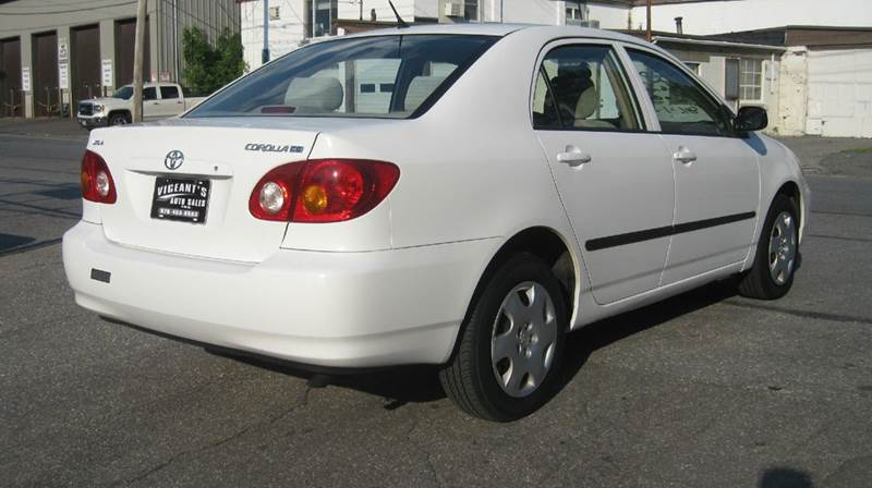 2003 Toyota Corolla CE 4dr Sedan - Lowell MA