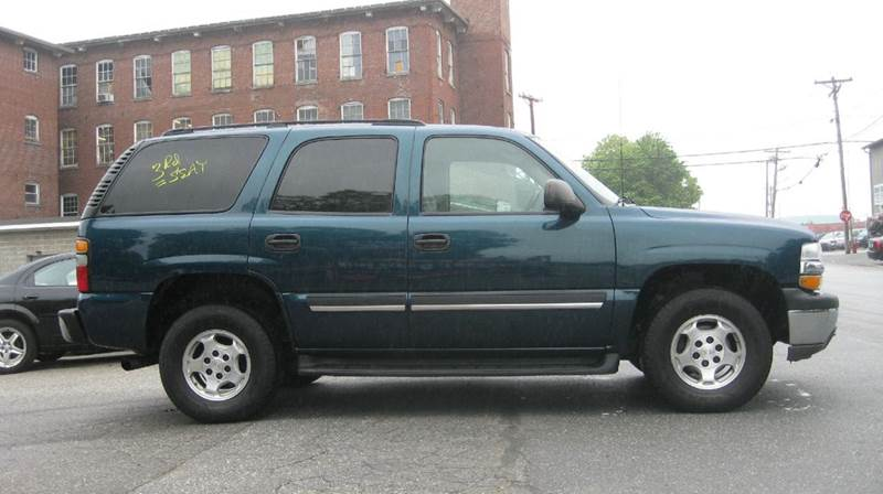 2005 Chevrolet Tahoe Fleet 4WD 4dr SUV - Lowell MA
