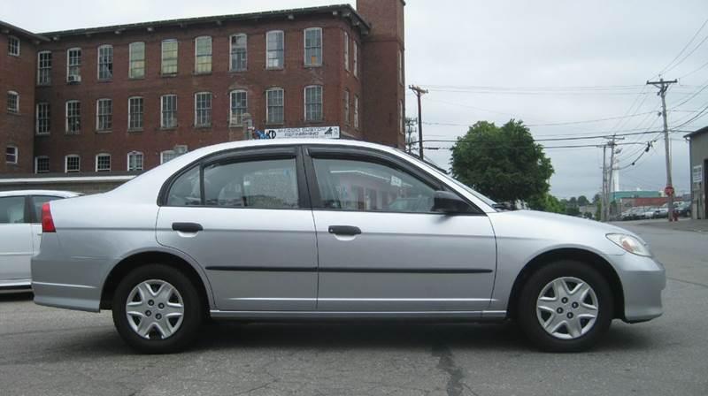 2005 Honda Civic Value Package 4dr Sedan - Lowell MA