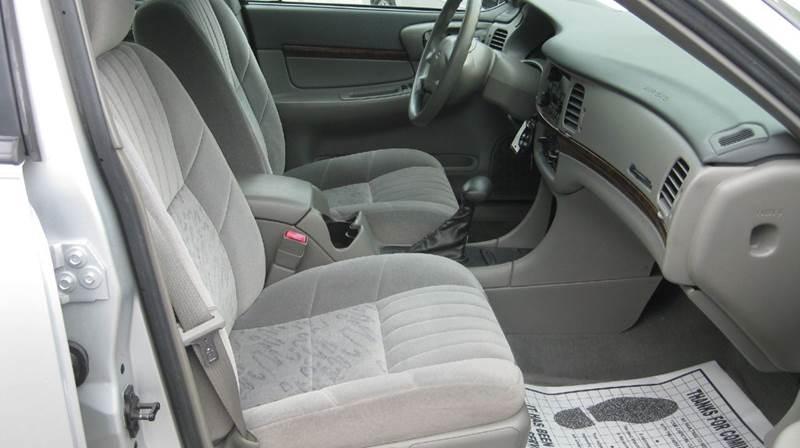 2002 Chevrolet Impala 4dr Sedan - Lowell MA