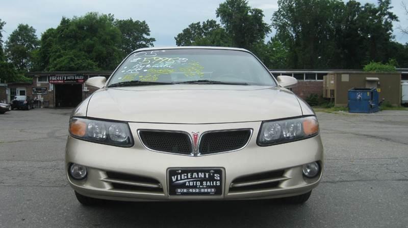 2005 Pontiac Bonneville SE 4dr Sedan - Lowell MA