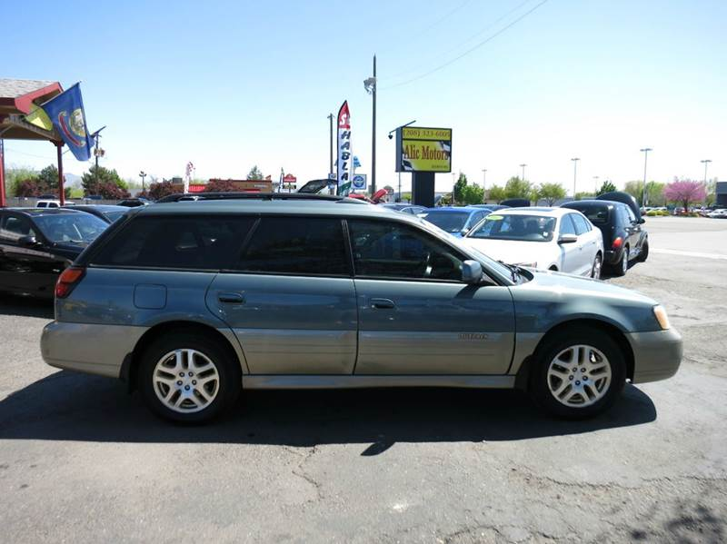 2002 subaru outback awd limited 4dr wagon in boise id. Black Bedroom Furniture Sets. Home Design Ideas