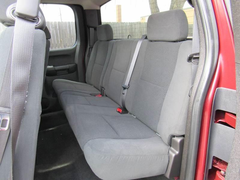 2008 Chevrolet Silverado 1500 2WD LT1 4dr Extended Cab 5.8 ft. SB - Boise ID