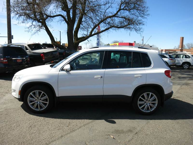 2011 volkswagen tiguan sel 4motion 4dr suv in boise id. Black Bedroom Furniture Sets. Home Design Ideas
