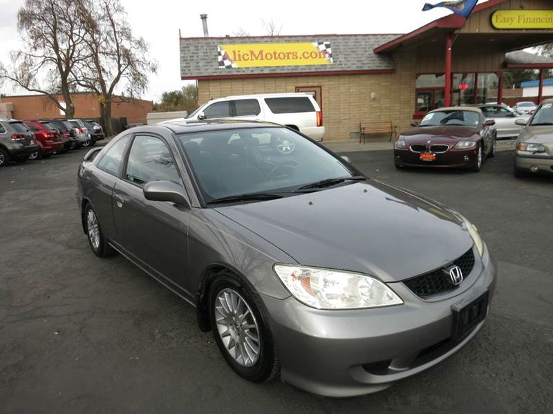 2005 honda civic ex special edition 2dr coupe in boise id. Black Bedroom Furniture Sets. Home Design Ideas