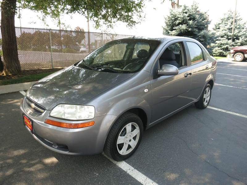 2006 chevrolet aveo ls 4dr sedan in boise id alic motors. Black Bedroom Furniture Sets. Home Design Ideas
