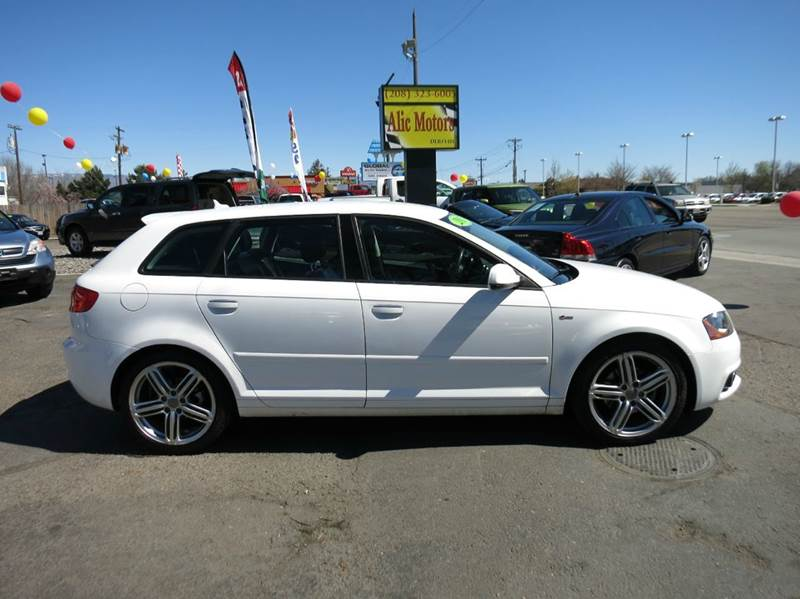 2011 Audi A3 2.0 TDI Premium Plus 4dr Wagon In Boise ID