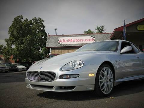 2006 Maserati GranSport for sale in Boise, ID