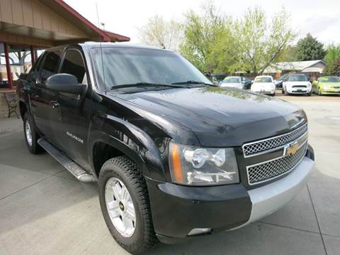 2009 Chevrolet Avalanche for sale in Boise, ID