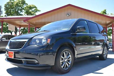 2015 Chrysler Town and Country for sale in Boise, ID