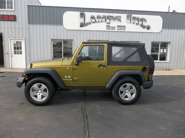 2007 Jeep Wrangler for sale in Merrill IA