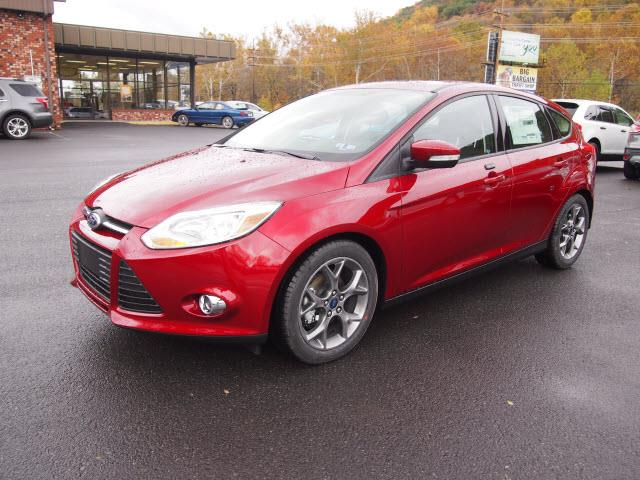 Used 2014 Ford Focus Se 4dr Hatchback In Cumberland Md At