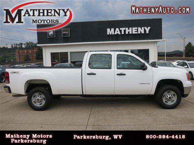 2013 gmc sierra 2500hd work truck in parkersburg wv