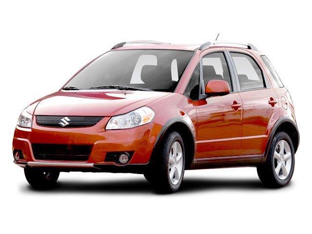 2008 Suzuki Sx4 Crossover In Parkersburg Wv Matheny Motors