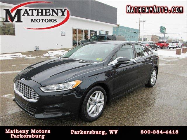 2014 ford fusion se 4dr sedan in parkersburg wv matheny for Matheny motors used cars