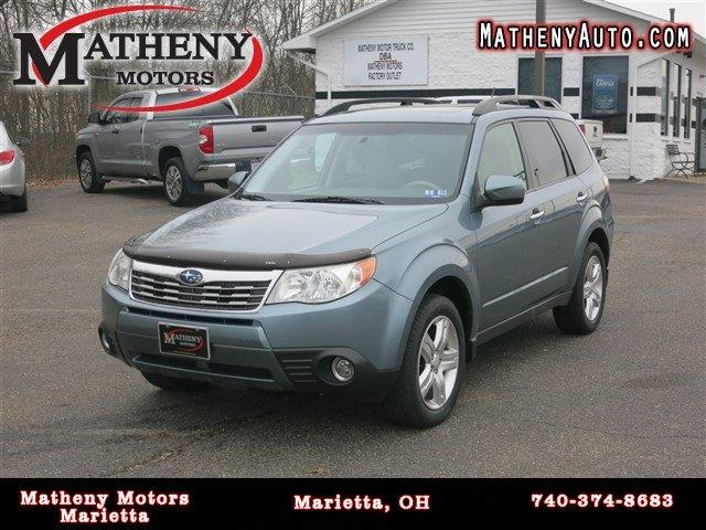 Subaru forester for sale in west virginia for Matheny motors used cars