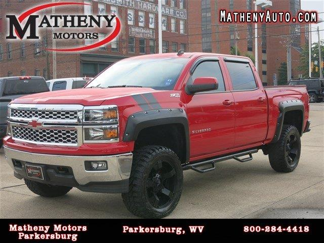 Chevrolet for sale in parkersburg wv for Matheny motors wrecker sales