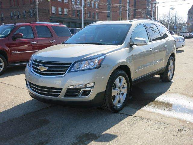 Chevrolet Traverse For Sale In West Virginia Carsforsale Com