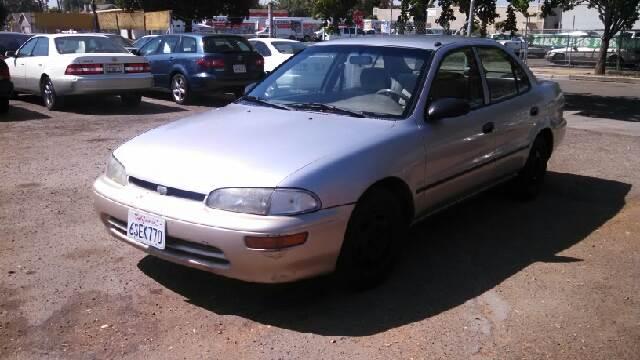 1996 GEO Prizm for sale in Fresno CA