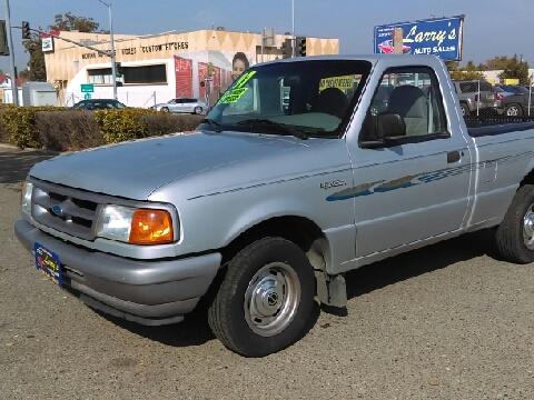 1997 Ford Ranger for sale in Fresno, CA