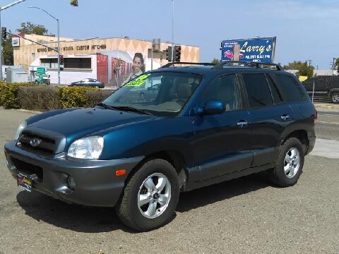 2006 Hyundai Santa Fe for sale in Fresno, CA