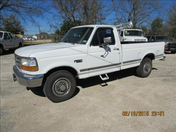 1992 Ford F-250 for sale in Austin, TX