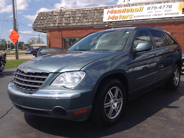 2007 chrysler pacifica touring awd 4dr wagon in decatur il. Black Bedroom Furniture Sets. Home Design Ideas