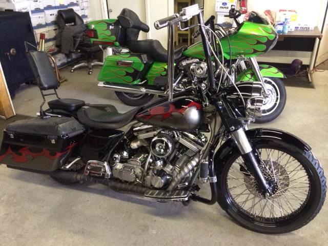 1995 Harley-Davidson FLHT