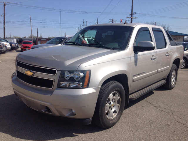 Used 2007 chevrolet avalanche for sale for Mendenall motors decatur il