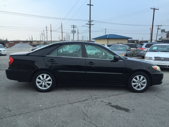 2002 toyota camry xle v6 4dr sedan in decatur il for Mendenall motors decatur il