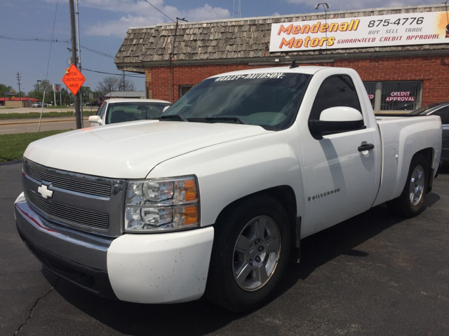 2008 chevrolet silverado 1500 2wd lt1 2dr regular cab 6 5 ft sb in decatur il mendenall motors. Black Bedroom Furniture Sets. Home Design Ideas
