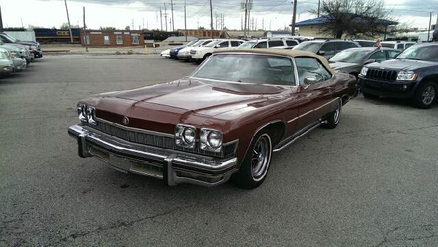 Used 1974 buick lesabre for sale for Mendenall motors decatur il