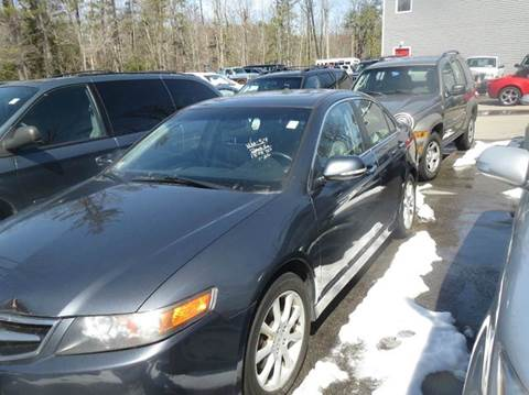 2006 Acura TSX for sale in Eliot, ME
