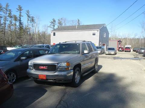 2004 GMC Yukon for sale in Eliot, ME