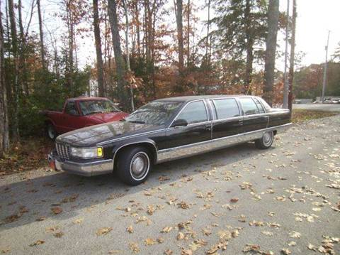 1995 cadillac fleetwood for sale in ohio. Black Bedroom Furniture Sets. Home Design Ideas
