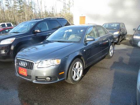 2008 Audi A4 for sale in Eliot, ME
