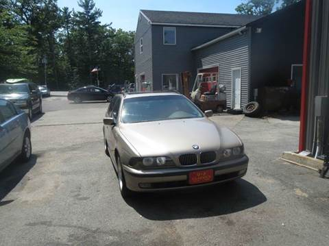 1999 BMW 5 Series for sale in Eliot, ME