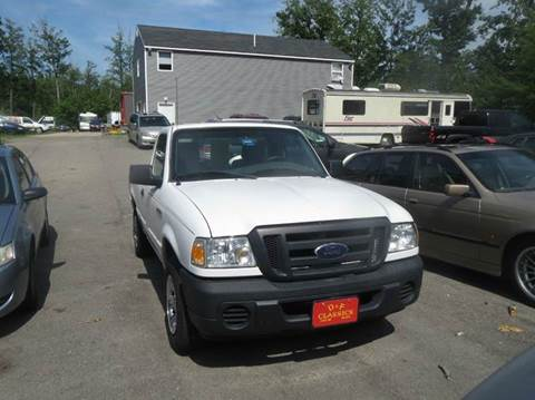 2010 Ford Ranger for sale in Eliot, ME