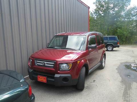 2008 Honda Element for sale in Eliot, ME