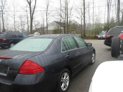 2007 Honda Accord for sale in Eliot, ME