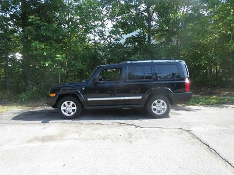 2006 Jeep Commander for sale in Eliot, ME