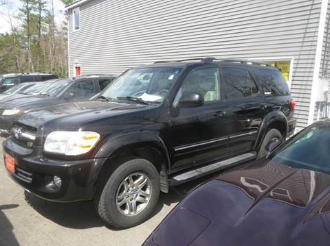 2005 Toyota Sequoia for sale in Eliot, ME
