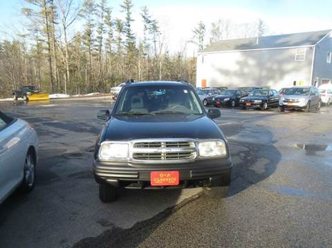 2003 Chevrolet Tracker for sale in Eliot, ME