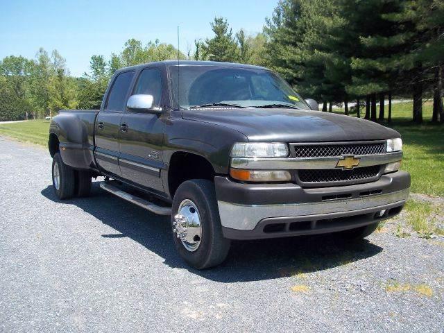 2003 Chevrolet Silverado 3500HD