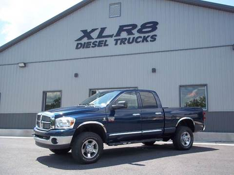 2008 Dodge Ram Pickup 2500 for sale in Woodsboro, MD