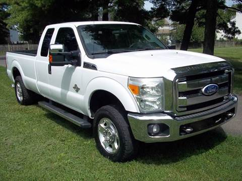 2011 Ford F-250 Super Duty for sale in Woodsboro, MD