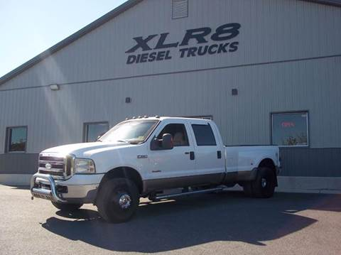 2005 Ford F-350 Super Duty for sale in Woodsboro, MD
