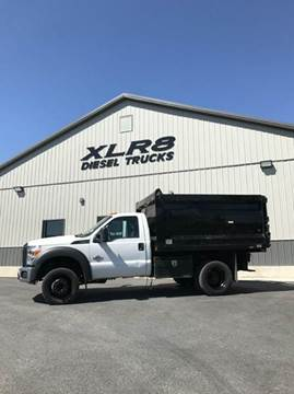 2012 Ford F-550 for sale in Woodsboro, MD