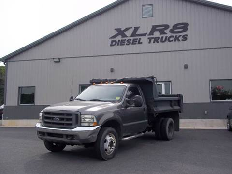 2002 Ford F-550 for sale in Woodsboro, MD